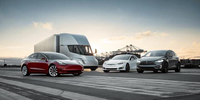 Порог пройден: 4 квартала с прибылью у Tesla