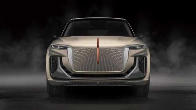 Серийный флагманский электромобиль от FAW выйдет в конце года