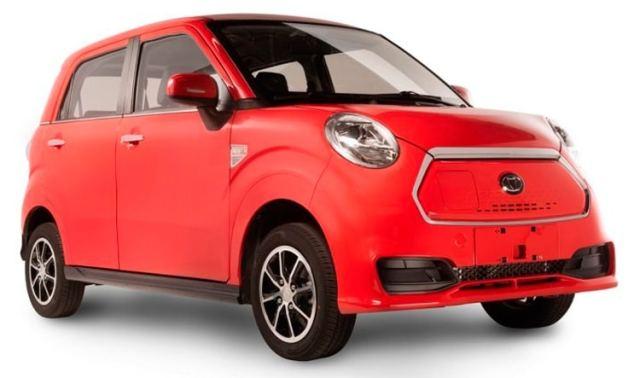 Самый дешевый электромобиль из Китая появится в США