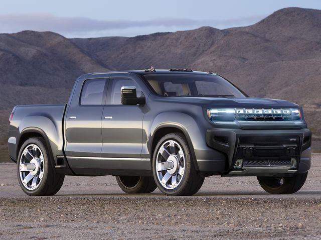 GMC Hummer EV от General Motors: дата премьеры и два уникальных режима