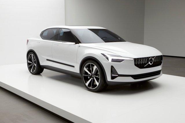 Volvo готовит второй полноценный электромобиль
