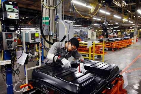 аккумуляторы электромобилей производители