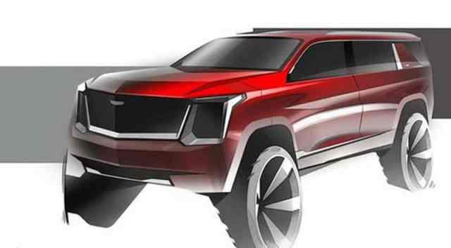 Cadillac «Electralade»