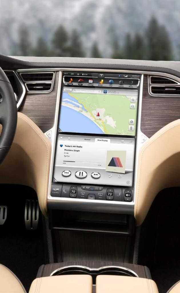 Радиоприемник для Model S и X