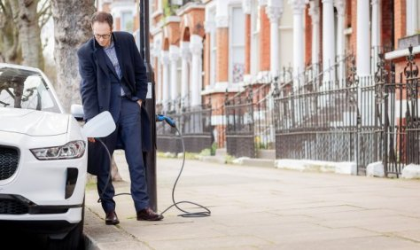 Электромобили Великобритания