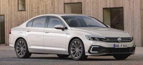 Volkswagen Passat GTE 1.4 Plagin Hibrid