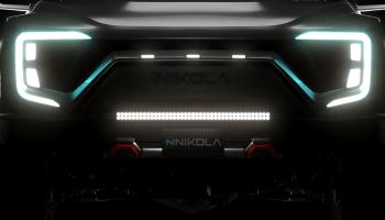 Nikola Badger электромобиль