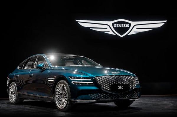 Электромобиль Genesis Electrified G80