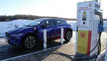 Зарядка для электромобилей в Москве