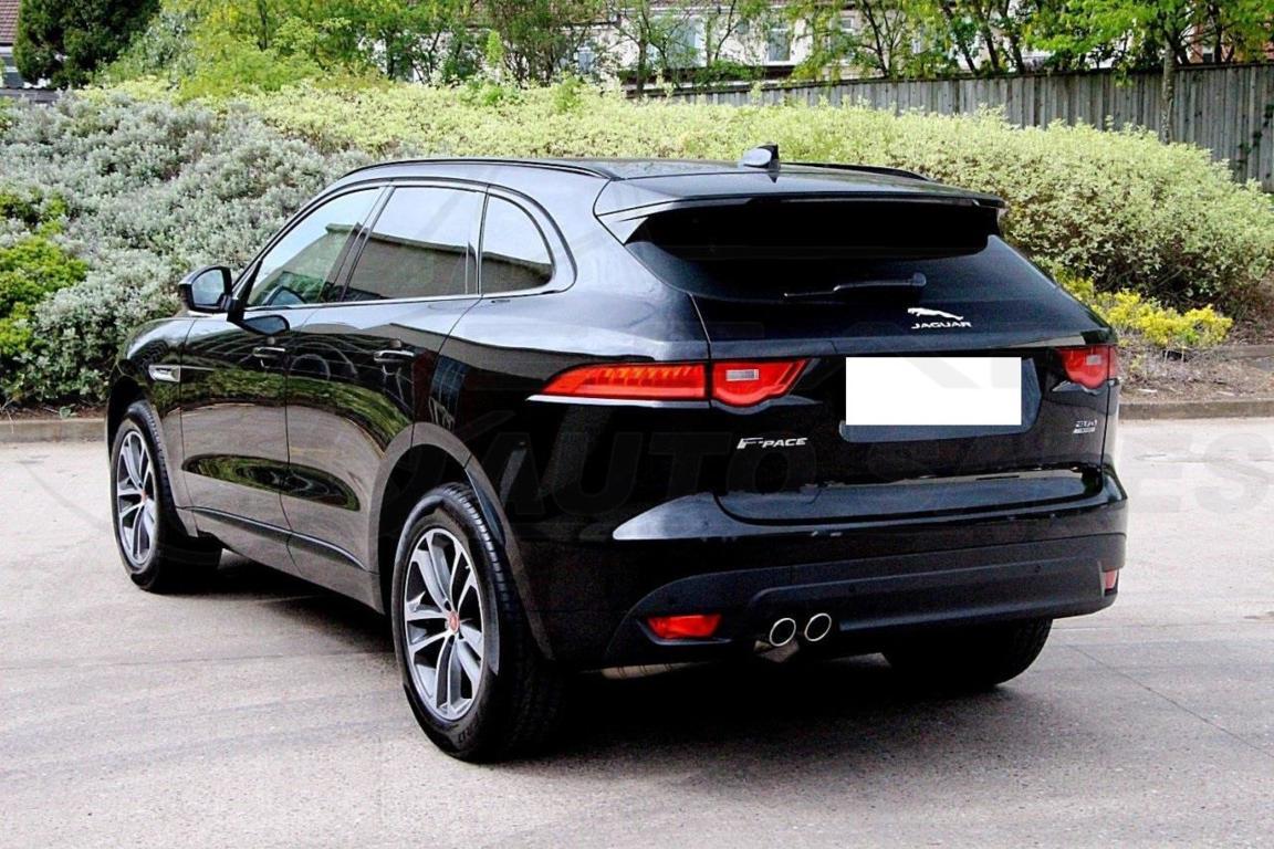 Mescalito black, borealis black, or ligurian black · neutral color options: Sold 2603 Jaguar F Pace R Sport 1999cc Automatic 2019 E Cars Auto Sales