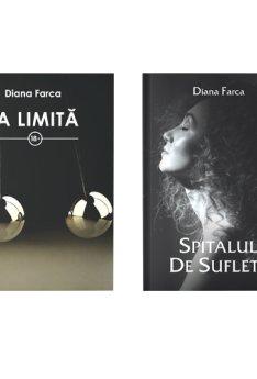 Povestea sufletelor noastre, La limită, Spitalul de suflete, Diana Farca, e-carteata.ro, editura Cartea Ta