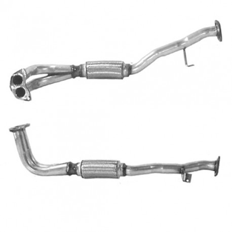 Catalyseur pour Opel Astra G 1.7 Dti