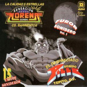 Varios Artistas - Furor Sonidero, Vol. 1 (Album 1998)