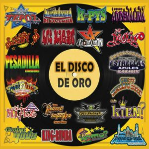 Various Artists - El Disco De Oro (Album 2015)