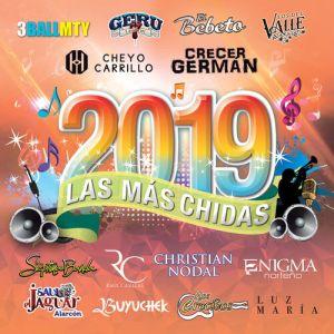 Various Artists - Las Más Chidas 2019 (Album 2019)