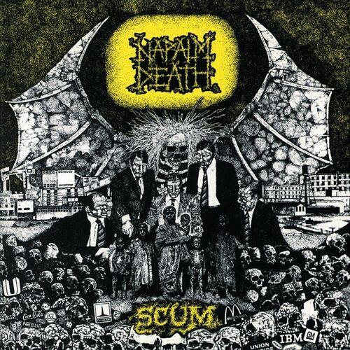 Napalm Death : Scum - Musique en streaming - À écouter sur Deezer