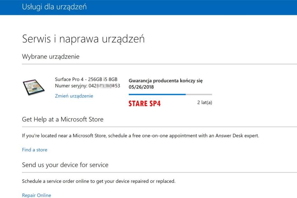 Microsoft - nie koniecznie frontem do klienta