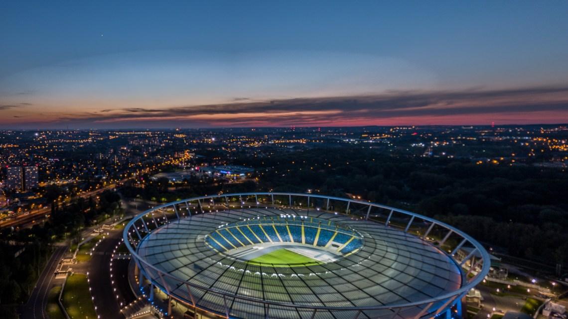 Stadion Śląski rozświetli się dla Olimpiad Specjalnych