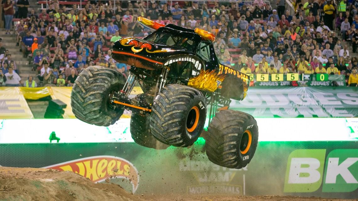 Niesamowity Monster Jam® na Stadionie Śląskim już we wrześniu!
