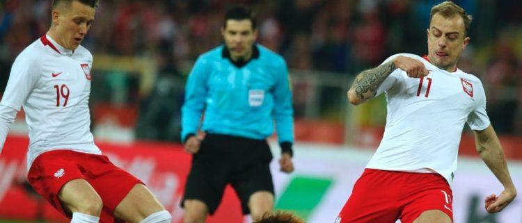 Polska - Korea Południowa 3:2 w towarzyskim meczu piłkarskim