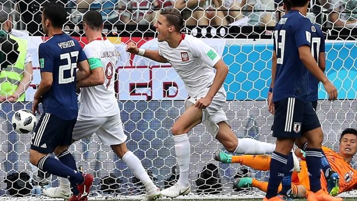 MŚ 2018: Japonia - Polska 0:1