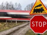 99 proc. wypadków na przejazdach kolejowych to wina kierowców