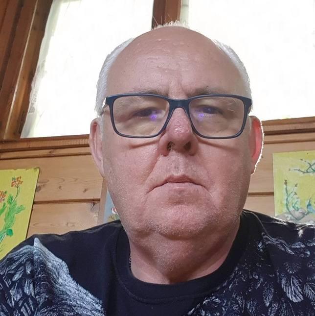 Były policjant Krzysztof Kwiatkowski (Archiwum prywatne)