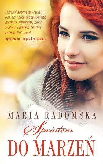 Marta Radomska - SPRINTEM DO MARZEŃ - recenzja