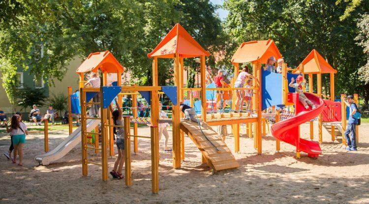 Czy powstanie skwer i plac zabaw w Chorzowie Starym? rewitalizacja placu Chorzów Stary