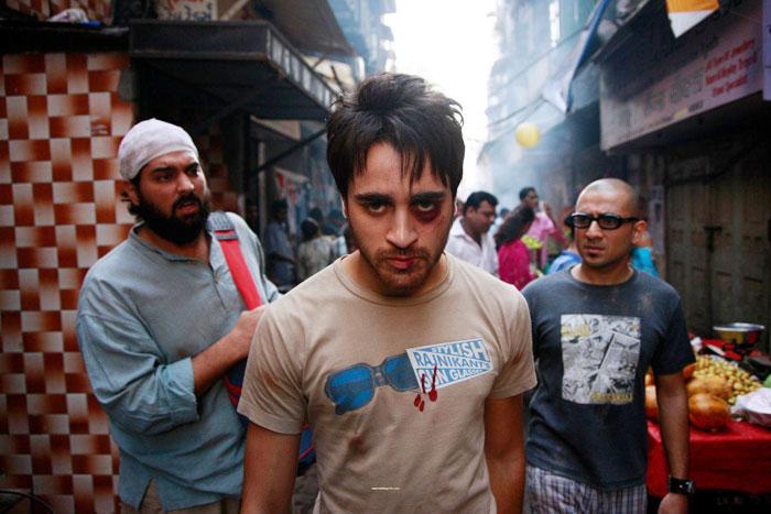 Aamirs Belly in Delhi