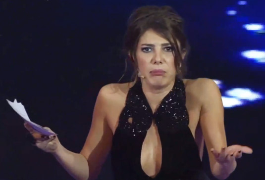"""Too much Boobs"" gets Muslim show host Gözde Kansu fired"