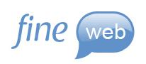 Логотип Fine Web