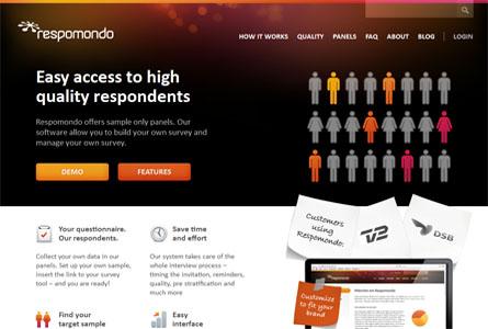 Сайт Respomondo