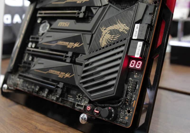 MSI Chief Executive Officer states AMD X570 motherboards will not come affordable 2
