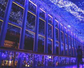 夏の風物詩! 幻想的な「天の川イルミネーション」、東京タワーで点灯中☆
