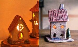 心までほっこり。ぬくもりがこぼれる、世界にひとつだけの「明かりの家」を作ろう!