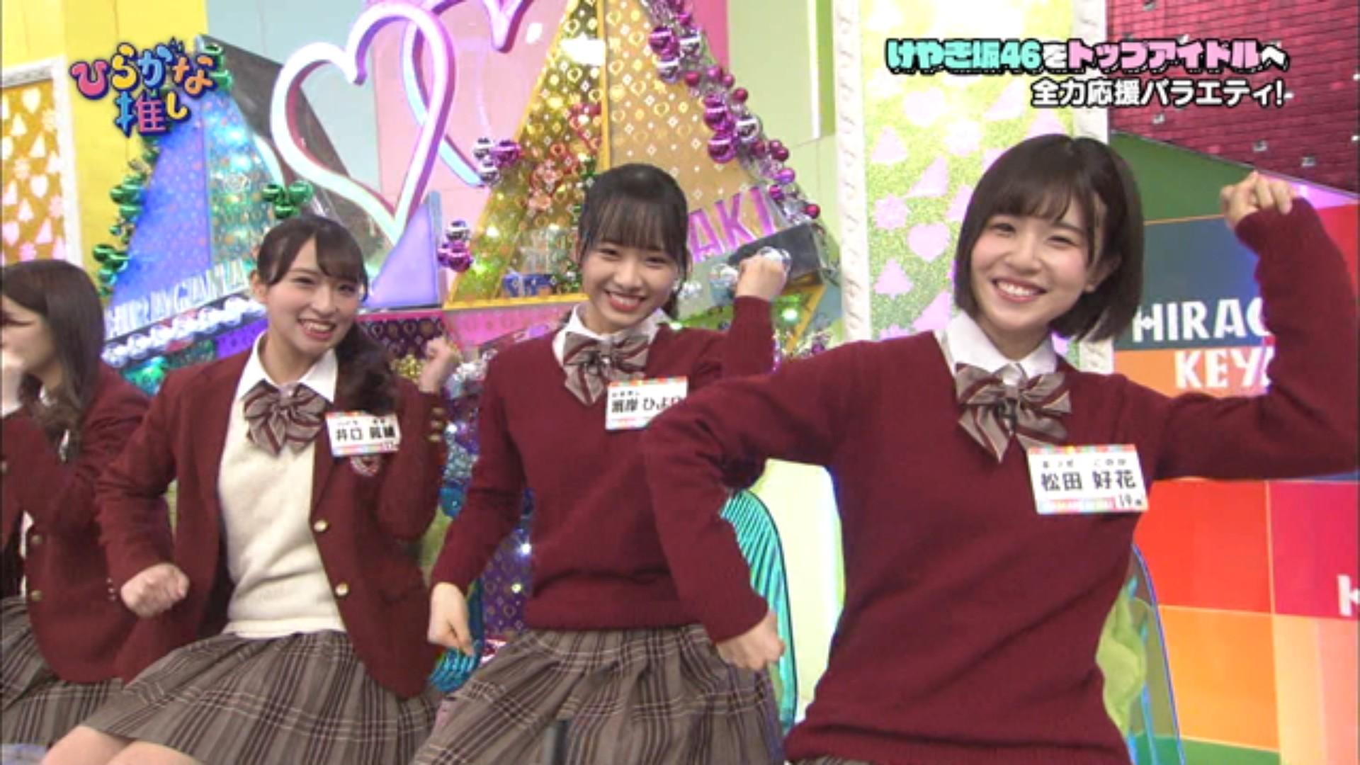 日向坂46メンバーブログまとめ2019年2月13日