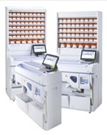 大型病院対応薬局の機器類のご紹介