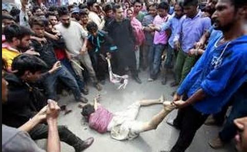Dlaczego media głównego nurtu celowo ignorują masowe zabójstwa chrześcijan na całym świecie?