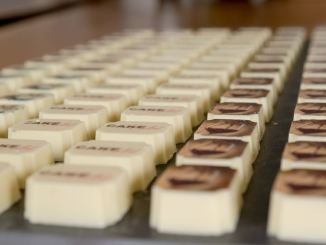 """פרלינים מודפסים של גילרו, צילום: יח""""צ"""