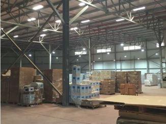 המפעל החדש של חטיפי העמק. צילום מסך