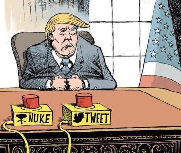 The Tweeting President