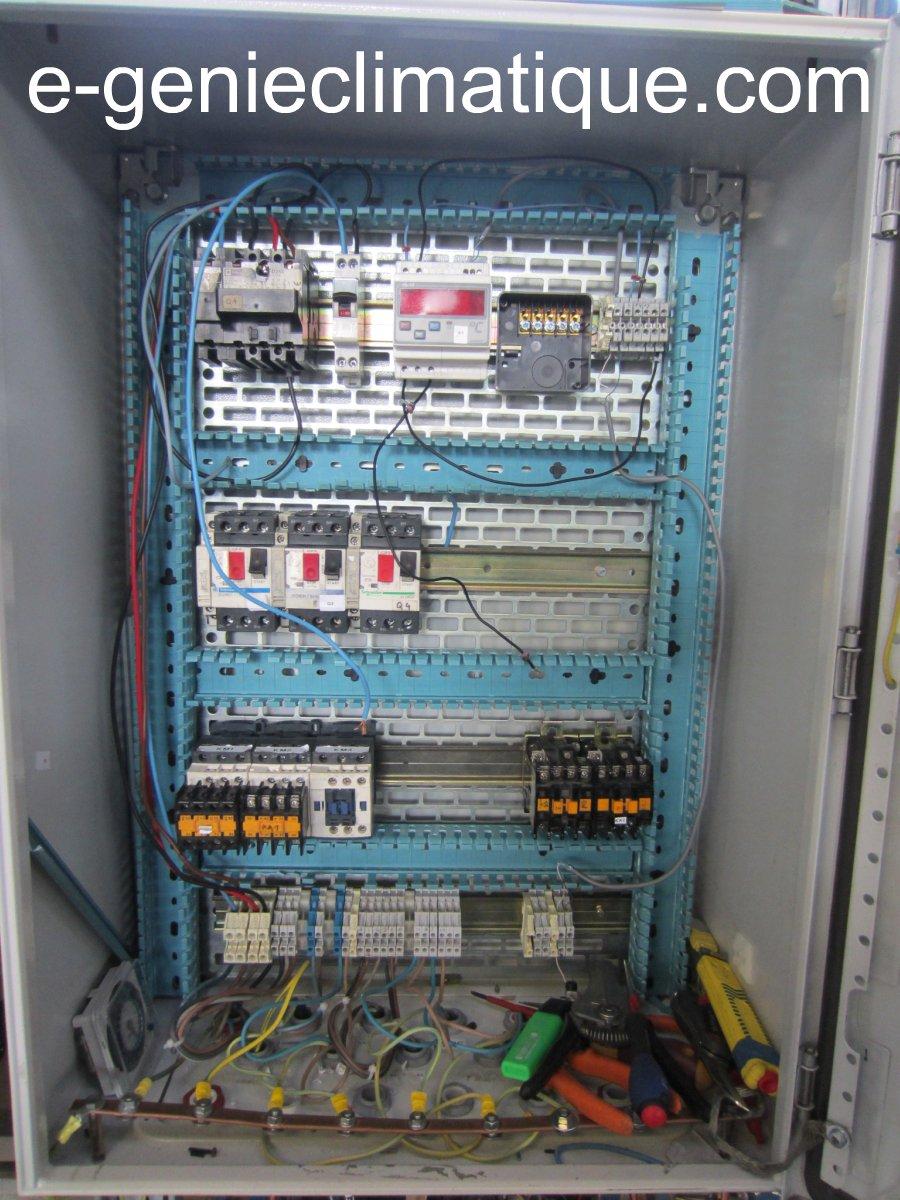 Froid15le 2ème Montagepartie 2schémas électriques Froid