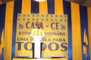 2º Congresso Ordinário CASA-CE (Luanda, 2016)