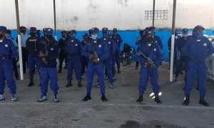 Polícia Nacional de Angola