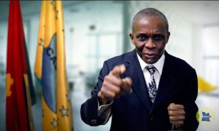 Líder da CASA-CE, André Mendes de Carvalho