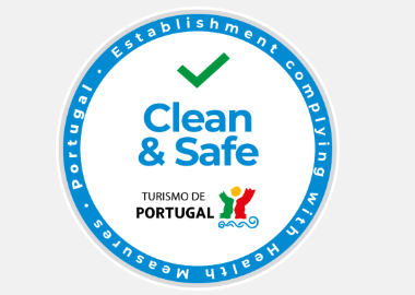 clean&safe, turismo, portugal