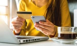 compras online, cartão, telemóvel, pagamentos