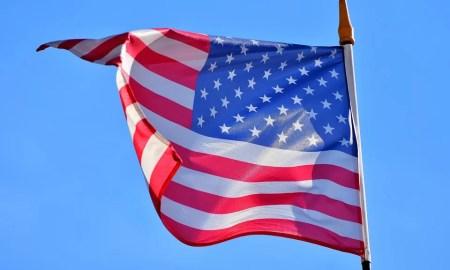Bandeira dos Estados Unidos da América (EUA)