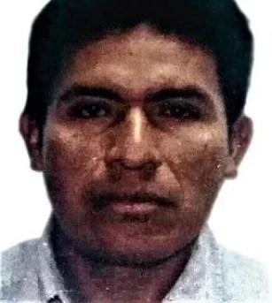Dirigente indígena venezuelano, Salvador Franco